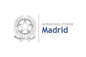 ambasciata-madrid-logo