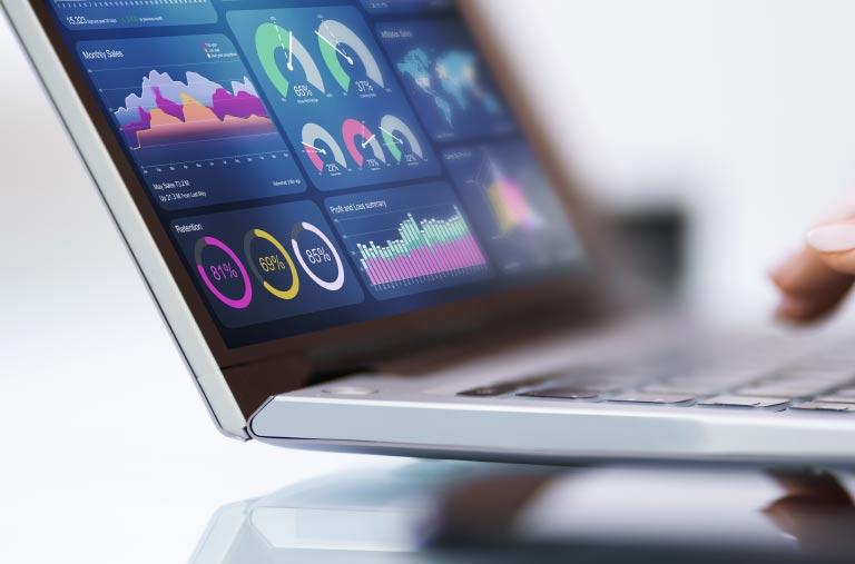 Dashboard Soluzione di e-Procurement per l'analisi della spesa