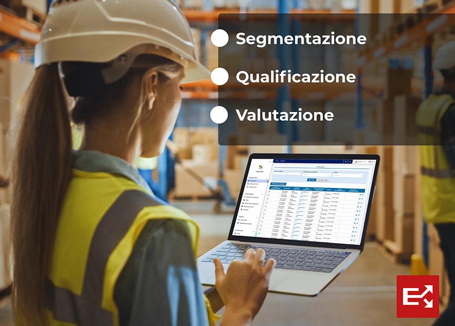 Benefici della Supplier Collaboration. segmentazione, qualificazione, valutazione - Online Procurement